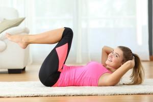 фет бърнер и упражнения за отслабване